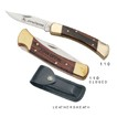 Buck Folding Hunter Lockback Knife 110