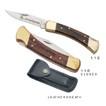 Buck Folding Hunter Lockback Knife 110