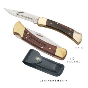 Buck 110 Engraved pocket knives