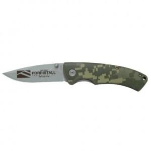 7550 Camo Knife