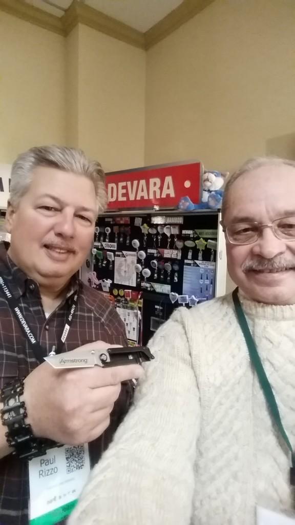 Paul Rizzo & Dave Navoyosky 2016