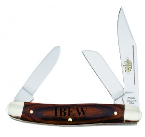 Stockman pocket knife