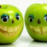 Carved Apple Brothers