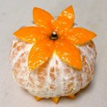 Carved Orange