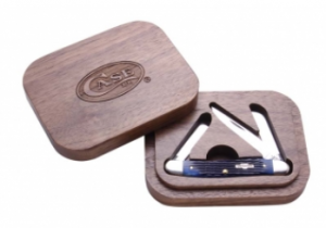 Case Large Wooden Box for Stockman Knives