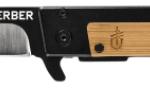 Engraved Gerber Knives, Quadrant Bamboo