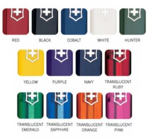 Victorinox Classic Colors